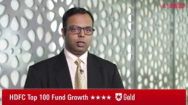 Why HDFC Top 100 Fund gets a Gold Rating