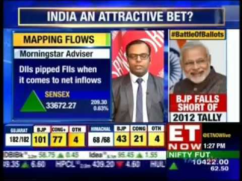 Long term FII flows to be driven by fundamental growth