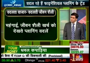 Interview with CNBC Awaaz Your Money | Dhaval Kapadia, Morningstar Investment Advisory