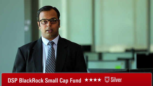 Have five-year investing horizon for DSPBR Small Cap Fund