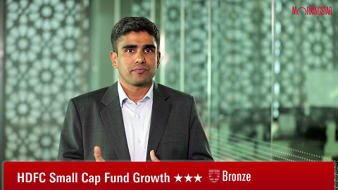 A reliable fund in the small cap category