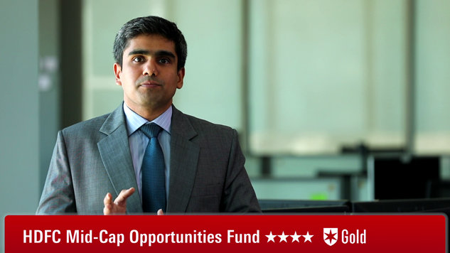 HDFC Mid-Cap Opportunities follows buy and hold approach