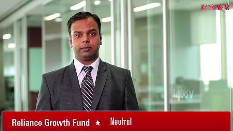 Growth is now a mid-cap fund