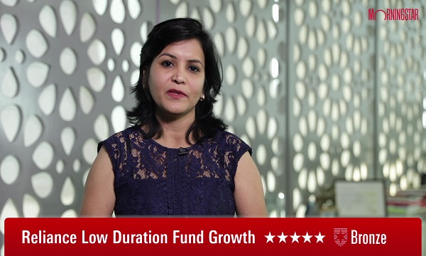 Why Reliance Low Duration Fund gets a Bronze Rating